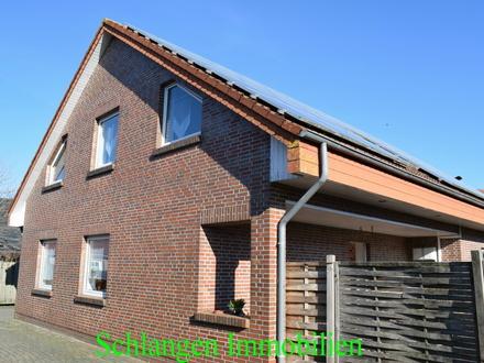 Objekt Nr.: 19/801 Anlageobjekt - Zweifamilienhaus mit Carport in Saterland / OT Scharrel