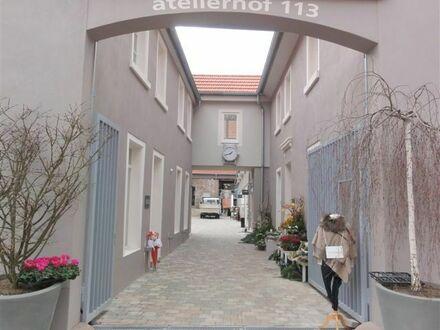 Stilvolle loftähnliche Wohnung in MA-Seckenheim mit Ensembleschutz