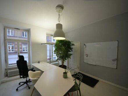 Büroetage in historischem Anwesen in der Fußgängerzone (Hauptstraße) von Heidelberg...