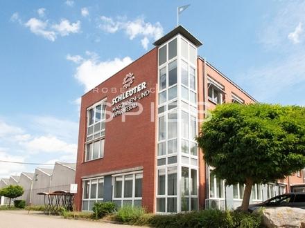 TOP Produktionseinheit mit Kranbahnen & Büro