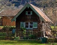 Wo Sie Ihr Gartenhaus nicht aufstellen dürfen