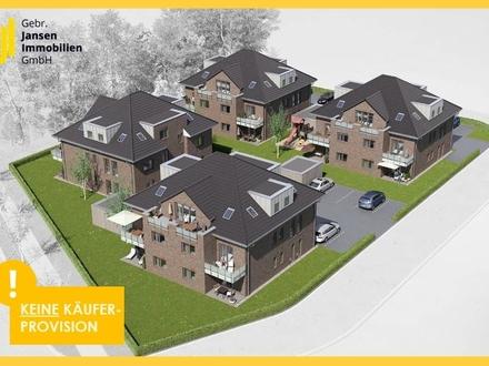 Wohnen in Nähe der Nordsee! Hochwertige Eigentumswohnung in Hooksiel!