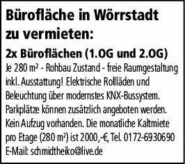 Gewerbe in Wörrstadt (55286)