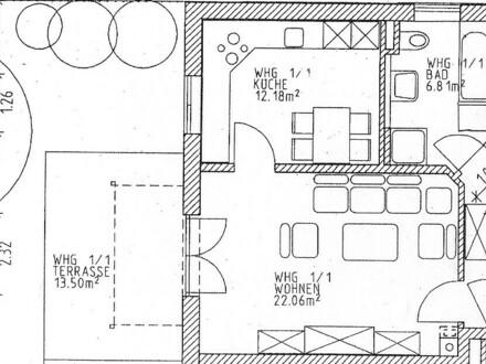 3 ZKB, IN, Nähe Hbf., 74 m²