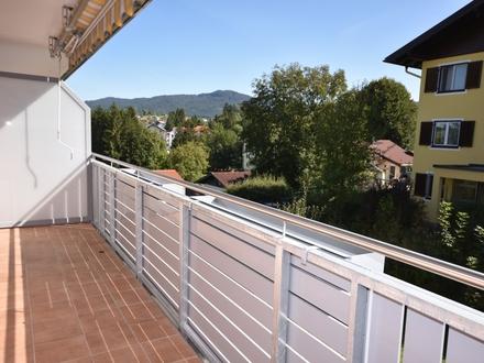 MIETE in HENNDORF / 3-Zimmer-Balkonwohnung in Sonnen- und Ruhelage