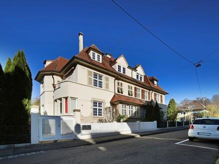 Exklusives Altbau-Stadthaus - 2 von 3 Wohnungen in bester Lage Ludwigsburg