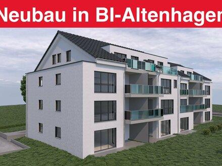 AUFZUG FÄHRT DIREKT IN DIE NEUBAU - WHG. - Baubeginn im Juli erfolgt