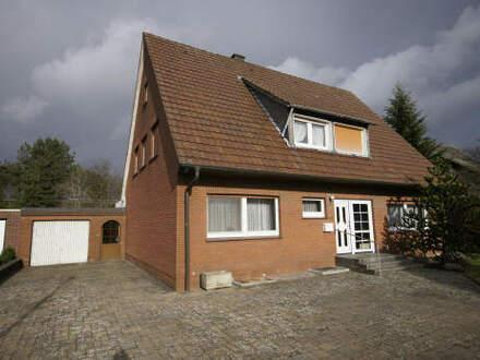 Für die große Familie! Einfamilienhaus in zentrumsnaher Lage von Meppen.