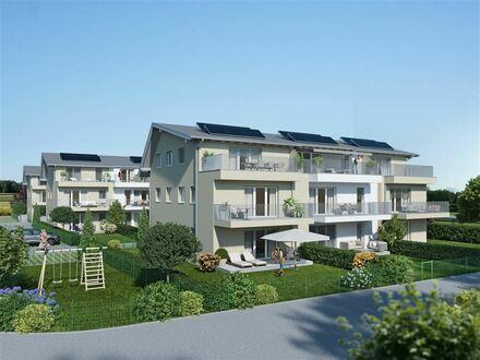 Erstbezug! 2-Zi. Gartenwohnung in Wals-Viehhausen