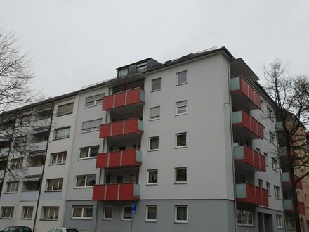 So groß wie ein Einfamilienhaus, wohnen auf einer Ebene mitten in Nürnberg