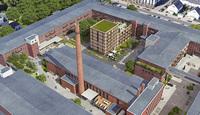 """Fertigstellung rückt näher: """"Die Fabrik"""" im Tabakquartier"""