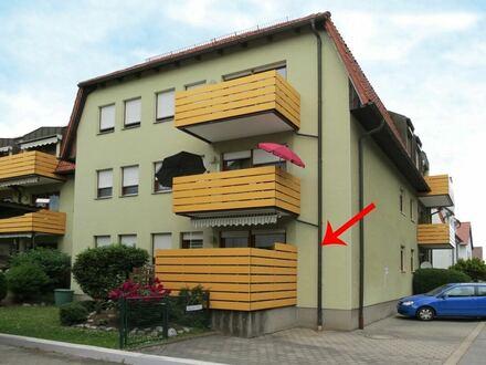 Tauschen Sie Sparbuch gegen Grundbuch: Erdgeschosswohnung in Straubing für Kapitalanleger