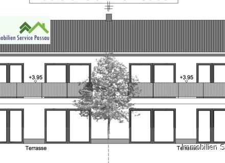 Moderne 3-Zimmer Neubauwohnung mit Garten! Keine Käuferprovision! Kfw 55 Förderung. Provisionsfrei!