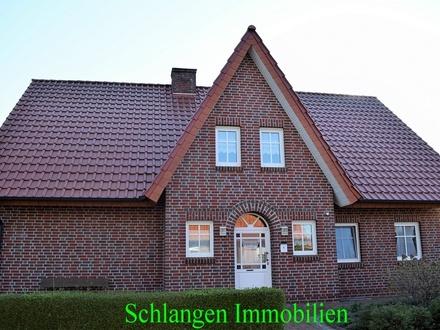 Objekt Nr. 00/621 Dachgeschosswohnung mit Stellplatz im Seemannsort Barßel - OT Elisabethfehn