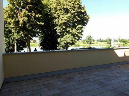 +++ Hochwertige 3-Zimmerwohnung mit tollem Blick auf die Elbe +++