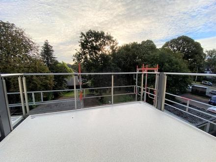 Helle Mietwohnung mit Balkon in gepflegtem Mehrfamilienhaus!