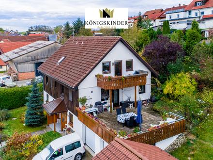 Freistehendes Mehrfamilienhaus in herrlicher Naturlage von Drackenstein