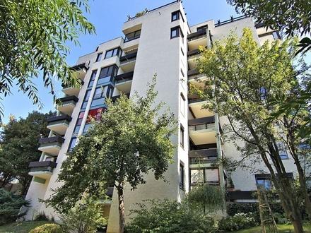 1-Zimmer-Wohnung mit Balkon in Coburg-Hahnweg