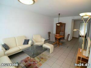 ***möblierte 3 Zimmer Wohnung in Senden