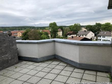 Single-Wohnung mit allen Vorzügen des betreuten Wohnens in Weiden!