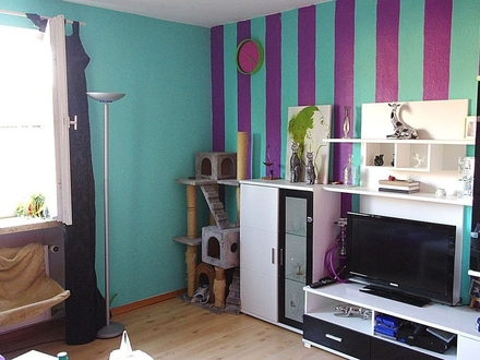 +++RESERVIERT+++Freundliches 1-Zimmer-Appartement mit Singleküche - Coburg Zentrum
