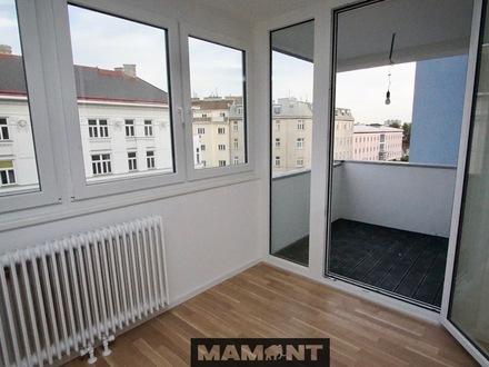 € 999/Monat – Große Familienwohnung oder WG-Eignung mit Balkon |3-Zimmer + Maßküche | Erstbezug (T47)