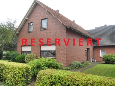 Weyhe …WOHNEN v. d. Stadt… sol. EFH auf ca. 800 qm Grundstück…renovieren Sie nach IHREN WÜNSCHEN ! .