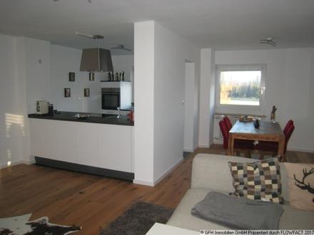 Schicke 3-Zimmer-Dachterrassenwohnung in Bad Aibling