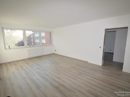 Helle, kernsanierte Wohnung mit gelungener Raumaufteilung und Loggia in Südausrichtung, sofort verfügbar