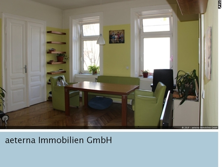 Altbau-Wohnung in absoluter Ruhelage - 3 Zimmer + Küche, 72,5m²