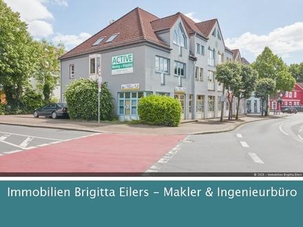 Moderne, zentral gelegene Bürofläche über 2 Etagen im Herzen von Achim!