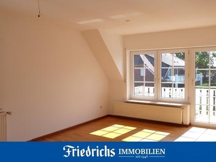 Dachgeschosswohnung in ruhiger Wohnlage von Bad Zwischenahn