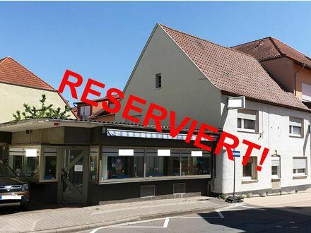RB Immobilien – Einfamilienhaus mit Ausbaupotential, Wintergarten, Carport und Garten, in Wörrstadt