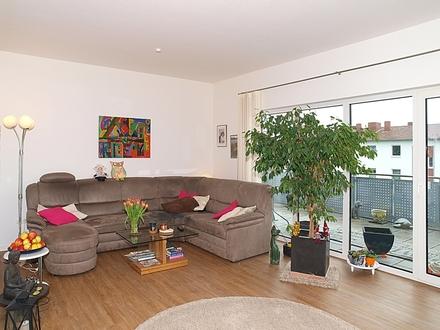 Attraktive Wohnung im Penthouse Stil!