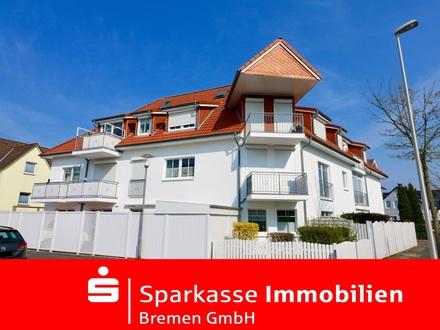 Ihre persönliche Erholungsoase in Toplage von Cuxhaven - Zwei-Zimmer-Eigentumswohnung in Döse