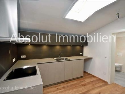 Schöne, komplett renovierte Mietwohnung mit ca. 65,35 m² Wfl. in zentraler Lage von Zell am See!