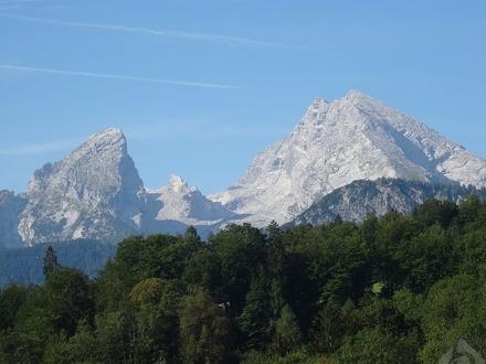 Berchtesgaden: 2 Zimmer Gartenwohnung