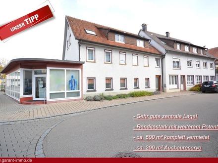 Wohn- und Geschäftshaus in zentraler Lage!