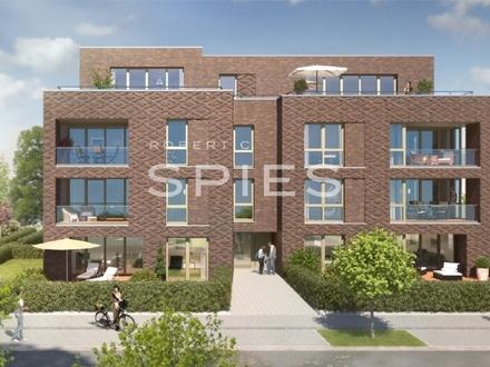 Neubau/Erstbezug: Attraktive 2-Zimmer-Erdgeschosswohnung in Bestlage