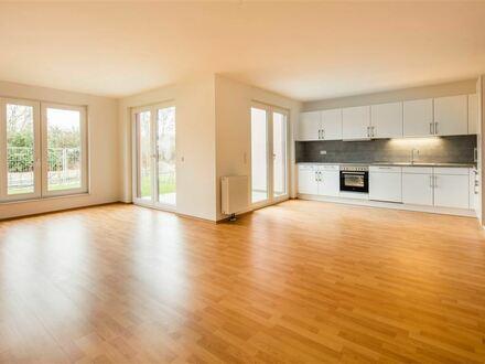 Nur noch eine Einheit verfügbar: beliebtes Patiohaus mit 5 Zimmern und 2 Terrassen