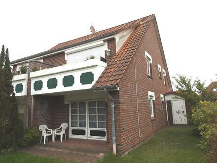 Erdgeschosswohnung in Hooksiel