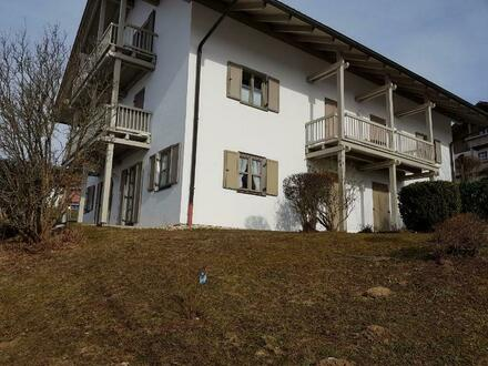 gepflegte EG-Wohnung in Bodenmais