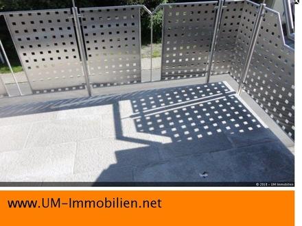 Neuwertige 3 Zimmer Dachgeschoss-ETW mit Balkon, in Laufen