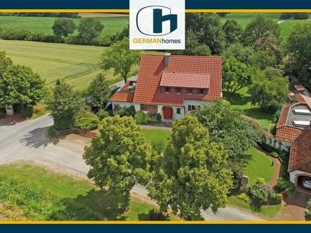 PROVISIONSFREI für Käufer - Anwesen mit vielen Nutzungsmöglichkeiten am Rande von Horstmar