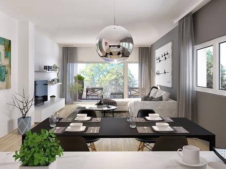 2-Zimmer-Gartenwohnung