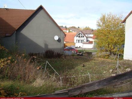 1-2 Familienhaus Bauplatz im Ortskern von Sonnenbühl-Erpfingen