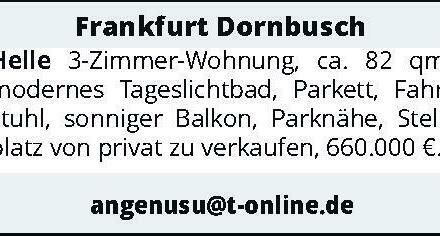 Frankfurt Dornbusch
