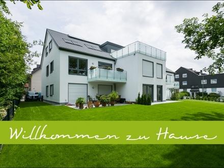 Hochwertige Erdgeschosswohnung mit Terrasse & Garten in Schildesche