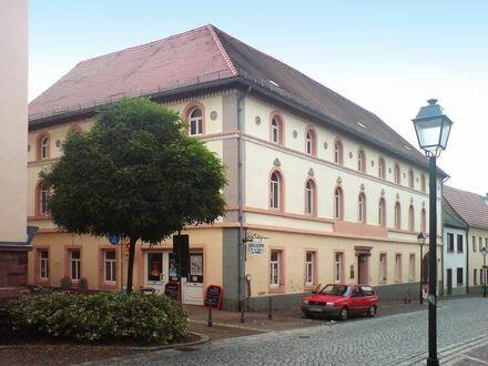 3 Raumwohnung mit Einbauküche in Bad Lausick!