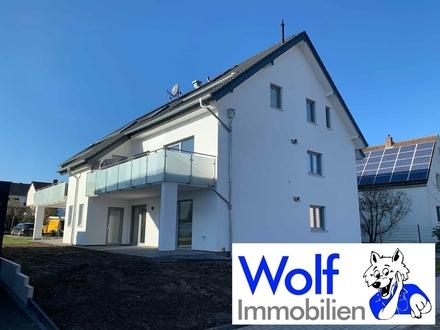 ~~Fertiger Neubau - Hochwertige Erdgeschosswohnung mit Terrasse in Ennigloh !! ~~